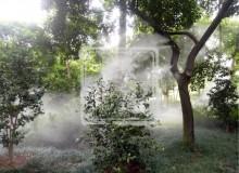 公园景观造雾—唯美环保水雾造景