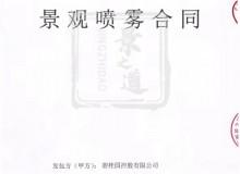 碧桂园·江滨府景观展示区(合同展示)