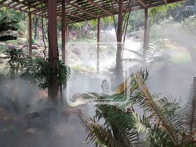 南宁·青秀山(景观造雾)