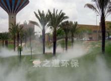 景观造雾设备在景区很大的发展空间